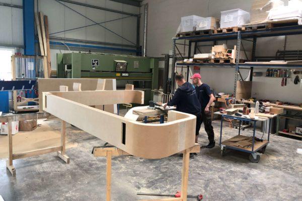 Möbelbau bei H & H
